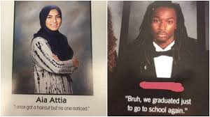 class yearbook 20 creative students who completely slayed it with their class