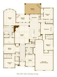 Home Floor Plans Texas by New Home Plan 291 In Lantana Tx 76226