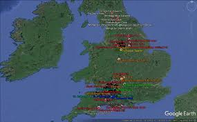 earth map uk uk caves on earth a guide darkness below