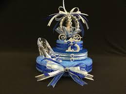 cinderella carriage cake topper centerpiece quinceanera