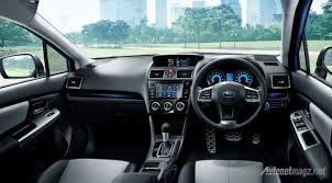 subaru crosstrek 2017 interior subaru impreza sport hybrid 2015 jdm autonetmagz