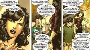 dc relationship superman woman