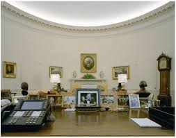 Resolute Desk President Clinton U0027s View From Behind The Resolute Desk In The Oval