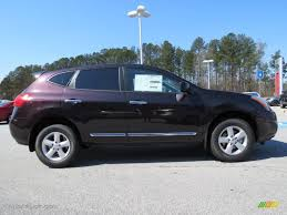 purple nissan rogue car picker black nissan rogue