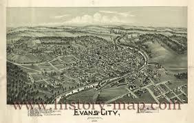 Pennsylvania City Map by City Pennsylvania