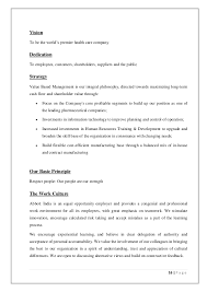 Format For A Resume For A Job by Project Report Marketing Abott
