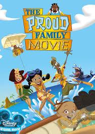 the proud family movie disney movies