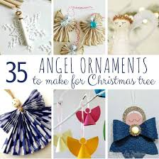Christmas Angel Tree Decorations To Make by Diy Angel Ornaments Red Ted Art U0027s Blog