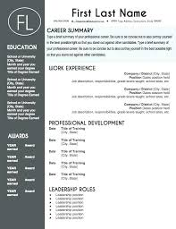 free modern resume templates for word free modern resume template doc collaborativenation