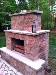 how to build a outdoor fireplace cost to build an outdoor fireplace astonishing ideas building a