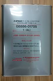 toyota and lexus transmission fluid replacement toyota atf auto transmission fluid type t iv 4l pack 08886