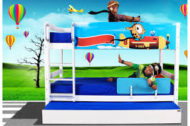Cartoon Bunk Bed by Kids Bedroom Malaysia Children Bedroom Furniture Bed