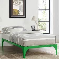 modway ollie bed frame u0026 reviews wayfair