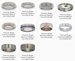 mens wedding rings nz titanium wedding rings clarity diamonds