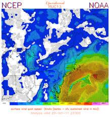 Cape Cod Weather October - mattnoyes net new england weather analysis october 2011