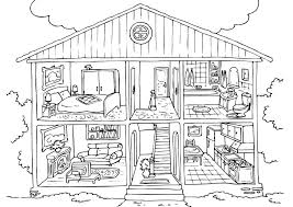 printable gingerbread house colouring page house coloring pictures house color page free gingerbread house