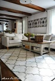 Top  DIY Posts Of  Room Makeovers Farmhouse Style And House - Family room rug