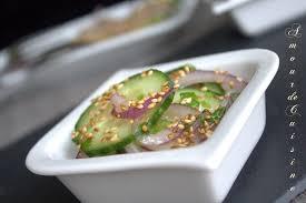 recette cuisine legere recette salade de concombre légère et facile amour de cuisine