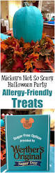 mickey s not so scary halloween party friendly treats at mickey u0027s not so scary halloween party