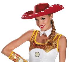 toy story jessie glam hat bow buycostumes