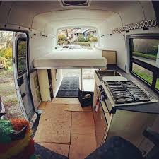 awesome 99 diy guide to living in your van and make your road