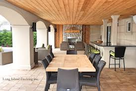 Patio Designs Under Deck by Trex Rainescape Can Take Your Deck To The Next Level Check Out