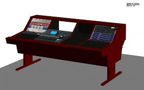 Recording Studio Desks Revitcity Com Object Recording Studio Furniture