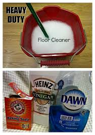 the gunk your tile floors and leave them smelling clean