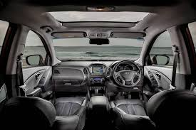 suv hyundai ix35 which hyundai suv for towing a 1300kg boat auto expert by