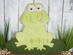 Frog Nursery Decor Frog Frog Gift Room Wall Frog Nursery Wall Decor
