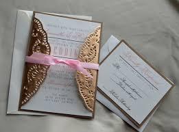 wedding invitations ideas diy wedding invitation ideas lovely pink diy wedding invitations