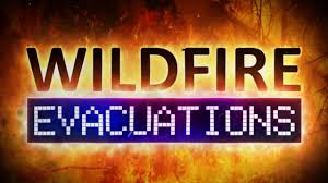 Wildfire Near Missoula by Ravalli County Issues New Evacuation Orders And Warnings Near Lolo