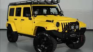 starwood motors kevlar paint 2013 jeep wrangler unlimted kevlar coated lifted 392 hemi youtube