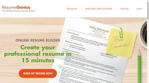 Resume Now Reviews Resume Genius Review Resume Templates