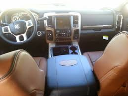 Ram 2500 Laramie Interior Check Out The New 2015 Interior Color Black Cattle Tan Ram 3500