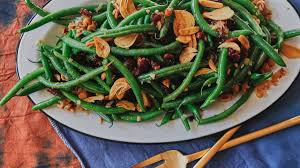 green bean salad recipe bon appetit