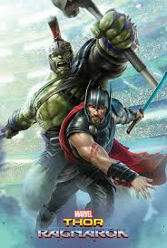 Thor Ragnarok Thor Ragnarok Thor And Poster Sold At Europosters
