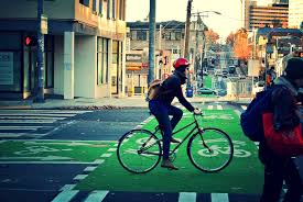 Urban Cycling Series Rolls On by The Best Transportation Improvements To Try In Your City Curbed