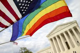 Rainbow Us Flag Marriage In Supreme Court What U0027s At Stake Time