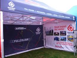 Promotional Canopies by Instant Canopy Pop Up Canopies Ez Up Canopy