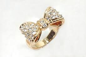 ribbon ring luxe cz ribbon ring 19 00 ezluxe a place for chic accents