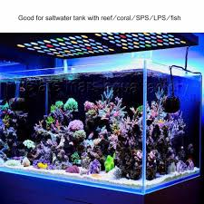led reef lighting reviews mars aqua 165w dimmable led aquarium lights for marine coral reef
