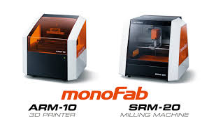3d milling machine roland dg unveils its 3d printer and a new milling machine