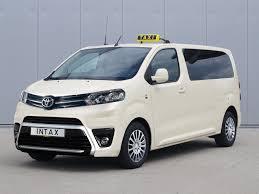 toyota na toyota proace verso taxi by intax u00272016 u2013pr