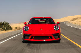 porsche gt3 reviews specs u0026 prices top speed conquering thunderhill raceway in the 2018 porsche 911 gt3