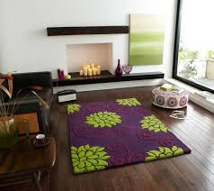 charming decoration purple living room rugs pleasurable ideas