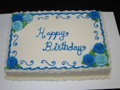 decorated sheet cake ideas chocolate birthday sheet cake