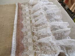 Burlap Lace Table Runner 94 Best Burlap U0026 Lace Table Runner Images On Pinterest Burlap