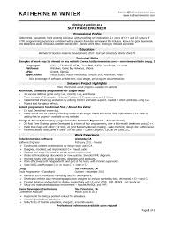 cover letter excellent examples of resumes excellent examples of