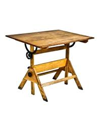 Adjustable Drafting Table Plans Mayline Oak Drafting Table Table Designs